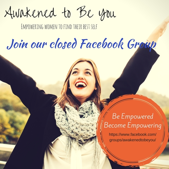 Awakened Group Invite for Website